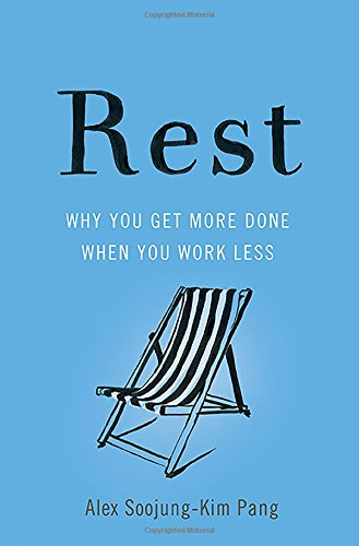 "Cover of the book ""Rest"""